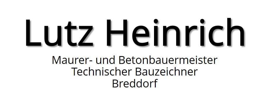 Lutz Heinrich