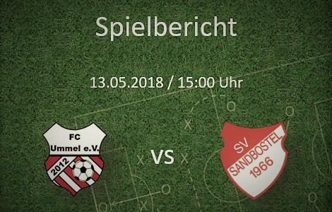 FC Ummel vs SV Sandbostel