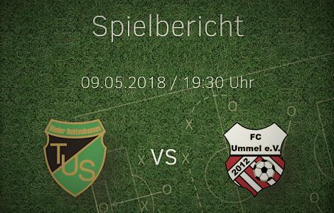 TuS Nieder-Ochtenhausen vs FC Ummel II