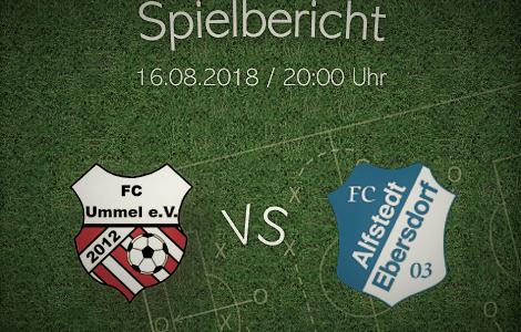 FC Ummel II vs FC Alfstedt/Ebersdorf II