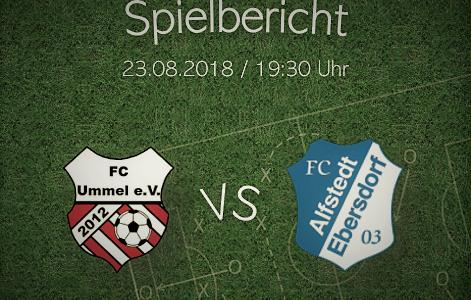 FC Ummel vs FC Alfstedt/Ebersdorf