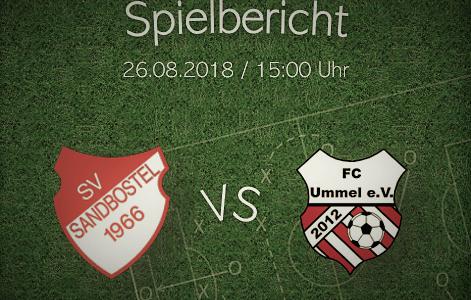 SV Sandbostel vs FC Ummel