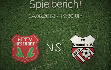 MTV Hesedorf vs FC Ummel II