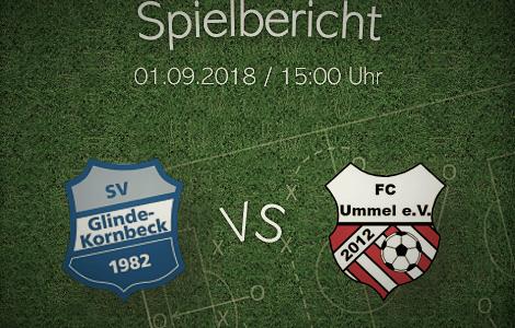 SV Glinde-Kornbeck II vs FC Ummel III