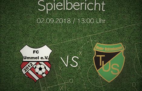 FC Ummel II vs TuS N.Ochtenhausen