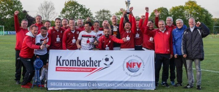 SV Eintracht Nordhorn gelingt die Titelverteidigung